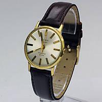 Позолоченные советские часы Sekonda