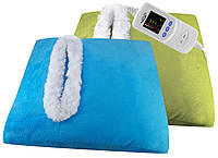 Электрическая подушка (синего цвета) Adler AD 7404 с функцией нагрева