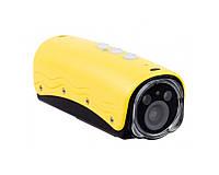 Экшен-камера  REDLEAF RD32II Full HD Sport camera Yellow