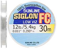 Флюорокарбон Sunline SIG-FC 30м 0.290мм 5.4кг поводковый