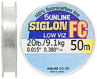 Флюорокарбон Sunline SIG-FC 50м 0.38мм 9.1кг поводковый