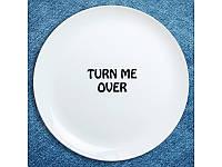 Тарелка Приказ тарелки на Подарок