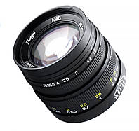 Светосильный объектив Mitakon 42,5 мм f/1,2
