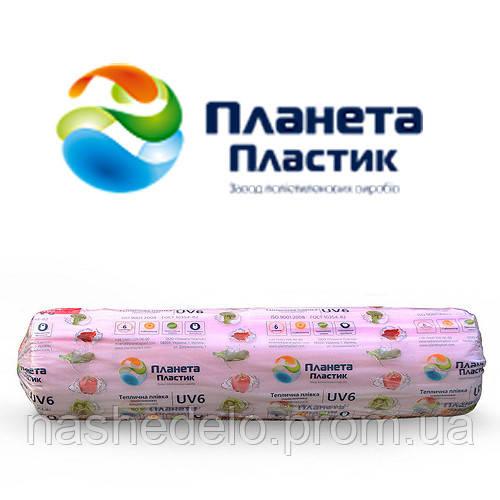 Тепличная многолетняя трехслойная пленка 150 МКМ (UV-6) Планета Пластик