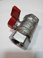 "Кран Giacomini шаровый 1"" в/в  бабочка (R251X005), фото 1"