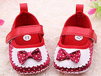 Нарядные туфельки детские, р-р 13 см