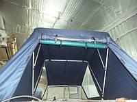 Ходовой тент на катер Казанка 5М