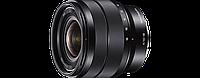 Сверхширокоугольный зум-объектив SONY E 10–18 мм F4 OSS