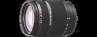 Универсальный объектив с широким диапазоном увеличения SONY DT 18–200 мм F3.5–6.3