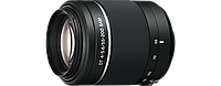Компактный и универсальный зум-телеобъектив SONY SAM DT 55–200 мм F4–5.6