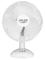 Настольный вентилятор Adler AD 7303 30 см 33 Вт