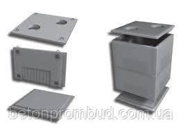 Элементы теплокамер: Плиты перекрытия КП-4