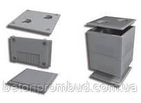 Елементи теплокамер: Плити перекриття КП-4