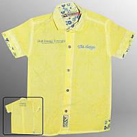 Рубашка детская (Желтый)