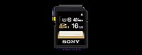 Карта памяти SD Sony UHS-I 16 Гб