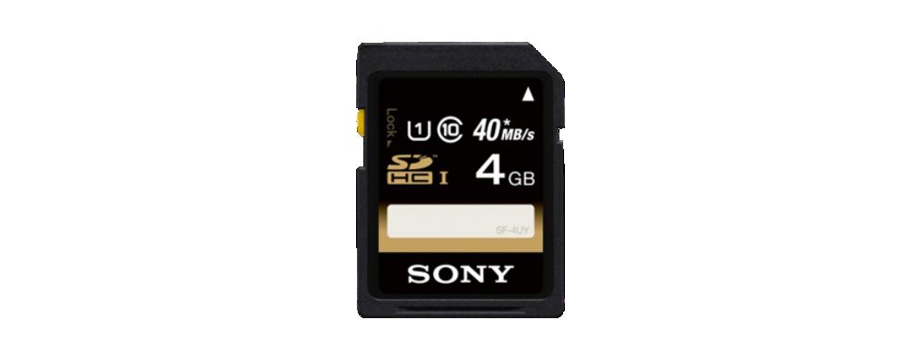 """Карта памяти SD Sony UHS-I 4 Гб - Интернет-магазин """"Губкас"""" в Киеве"""