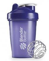 Спортивный шейкер BLENDERBOTTLE фиолетовый, з стальным шаром