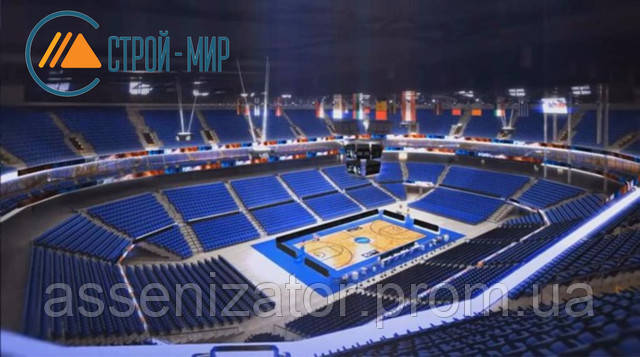 Для Евровидения в Киеве хотят построить арену за $70 млн
