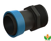 Стартовый фитинг для шланга ТУМАН  - 40 мм ( 1¼рн)