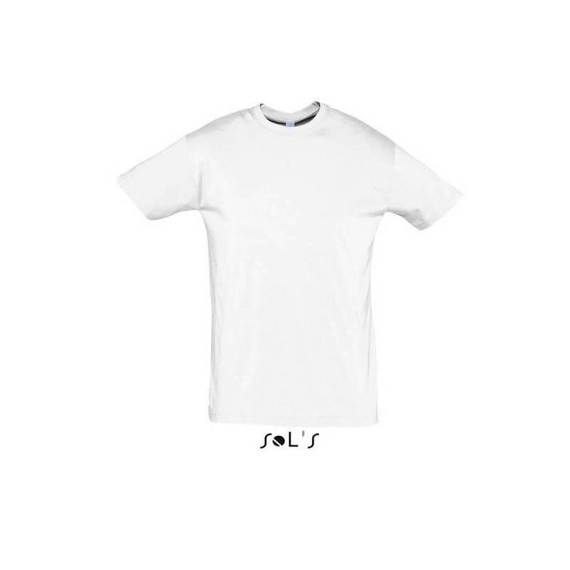 Белая футболка  SOL'S REGENT