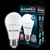 Светодиодная лампа LedEX 12W E27 1140Lm 4000K Premium (100142)