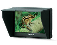 ЖК-экран с зажимным креплением для камеры Sony CLM-V55