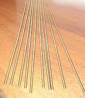 Шпилька М16 різьбова DIN 975 з латуні