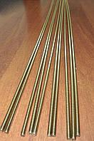 Шпилька М12 різьбова DIN 975 з латуні