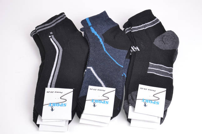 Подростковые носки Спорт (Y25/1) | 12 пар, фото 2