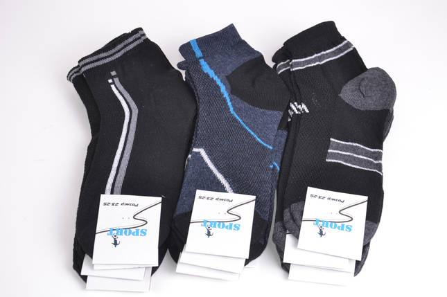 Подростковые носки Спорт (Y25/1)   12 пар, фото 2
