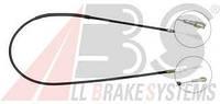 Трос ручника центр часть 86-94 Ducato/Boxer/Jumper 86-06 не оригинал