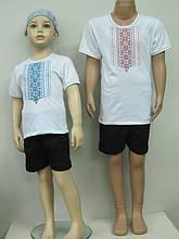 Детская футболка вышиванка