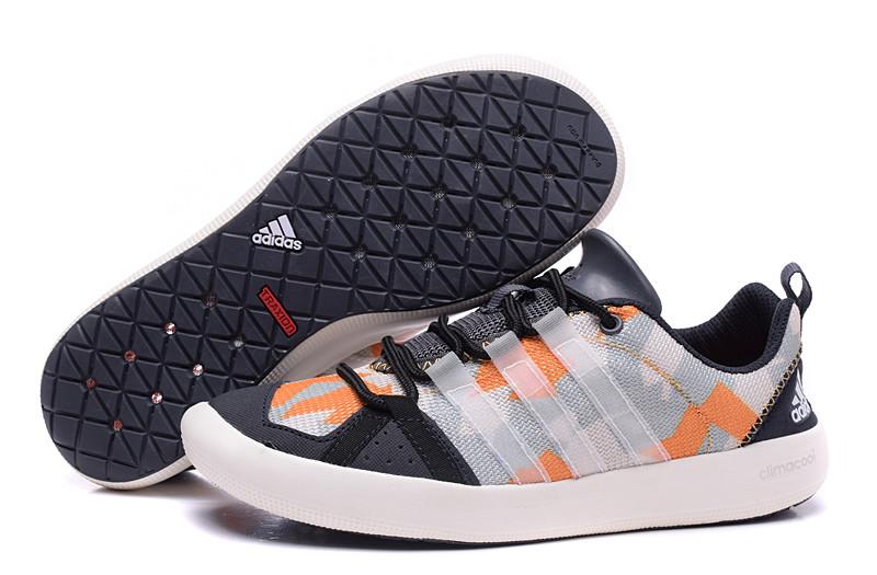 Кроссовки мужские Adidas Climacool Boat / ADM-711 (Реплика)