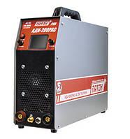 Однофазный промышленный сварочный аппарат ПАТОН АДИ-200РAC AC/DC TIG/MMA.