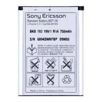 Аккумулятор Sony Ericsson BST-36, 780 mAh, ОРИГИНАЛ /АКБ/Батарея/Батарейка /сони эриксон