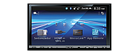 """DVD-ресивер Sony XAV-712BT с ЖК-дисплеем 17,8 см (7"""") и поддержкой MirrorLink"""