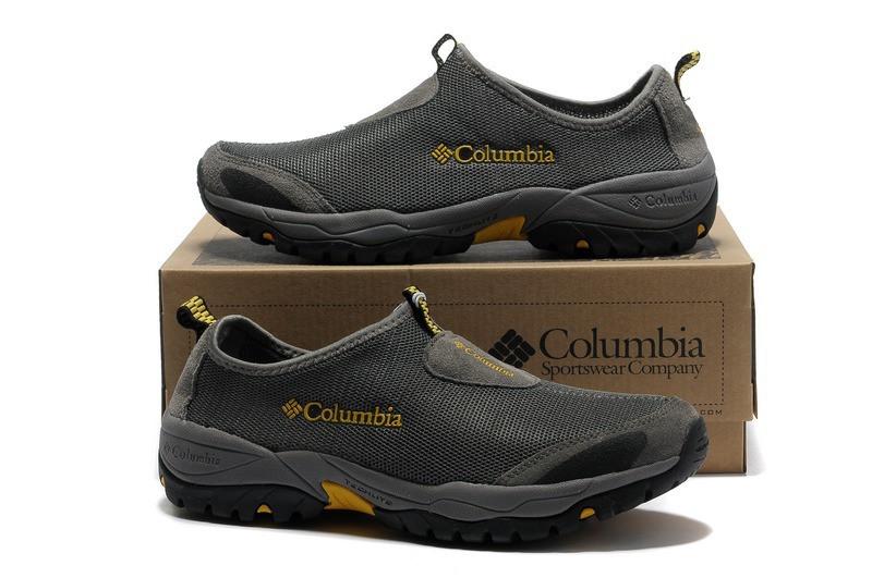 Мужские летние кроссовки Columbia серые  купить в Днепропетровске и ... 09ae8427b53
