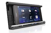 CD-Ресивер с держателем для смартфона с Bluetooth Sony XSP-N1BT