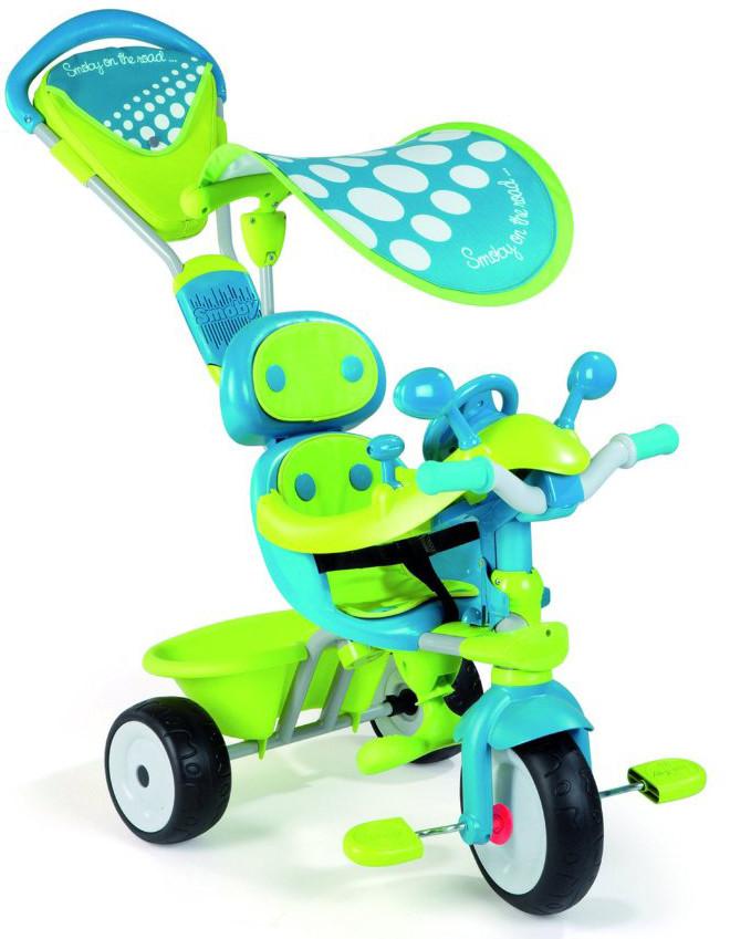 Металлический велосипед Smoby Спорт 434105