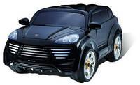 Детский электромобиль J1614 Джип Porsche Cayenne черный р/у