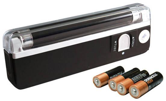 PRO 4P Портативный детектор валют, фото 2