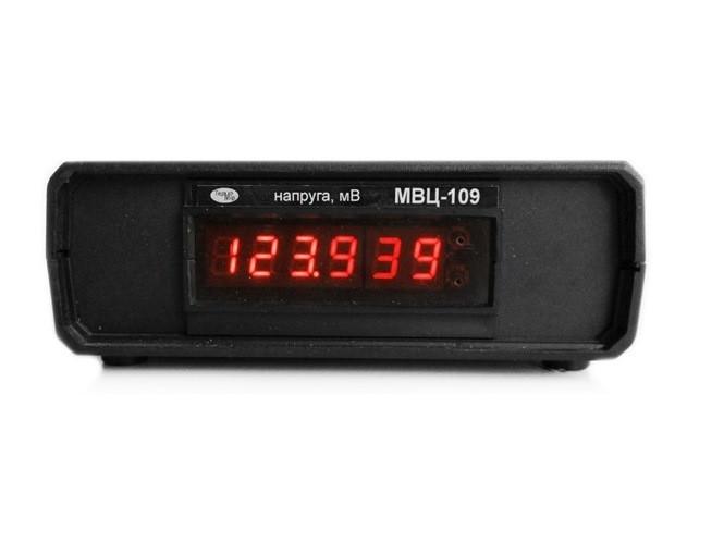 Мілівольтметр цифровий прецизійний МВЦ-109