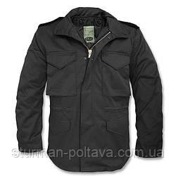 Куртка  мужская зимняя  М-65 с подстежкой цвет черный Mil-tec   Германия