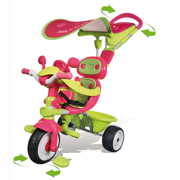 Велосипед Baby Driver Confort Fille Smoby 434118