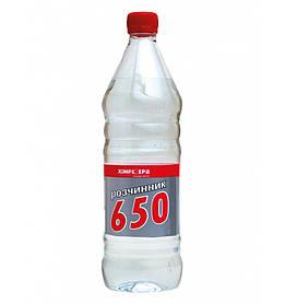 """Растворитель 650 """"Химрезерв"""" 1л"""