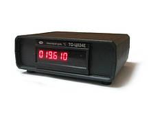 Термометри цифрові: стаціонарні серії ТО-Ц027 та переносні серії ТО-Ц025