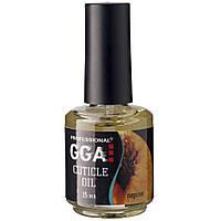 Масло для кутикулы GGA Professional, Персик ,15 мл