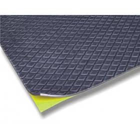 Самоклеящийся битумный звукопоглащающий лист (мягкий) APP 500x500мм