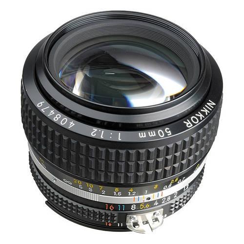 Сверхсветосильный объектив Nikon 50mm f/1.2 Nikkor