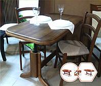 Стол журнальный Коралик деревянный (Трансформер)
